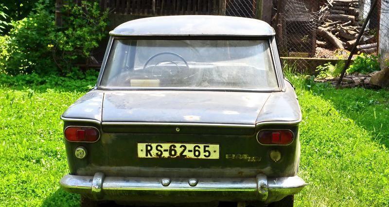 a1451736cf Veterán Fiat 1300 Torino - Veterány Rimavská Sobota - Na Predaj .EU